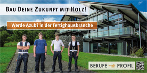 Flyer Fertighaus